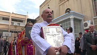 La Navidad de las minorías cristianas en Siria, Nigeria y Pekín