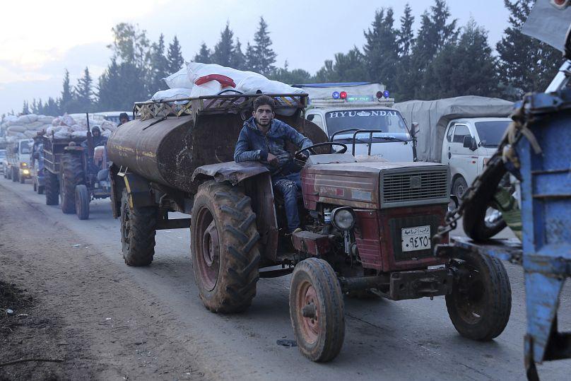 (AP Photo/Ghaith al-Sayed)