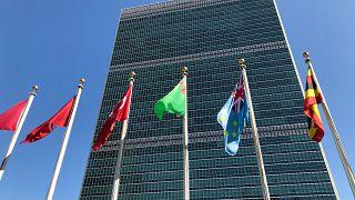 Birleşmiş Milletler Genel Merkezi, New York