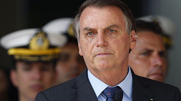 Βραζιλία: Ο πρόεδρος Μπολσονάρο υπέστη προσωρινή απώλεια μνήμης