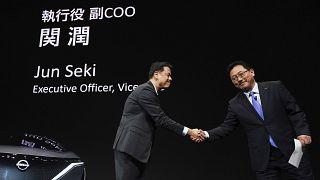 Nissan'ın 3 numarası göreve başlamasından haftalar sonra istifa etti