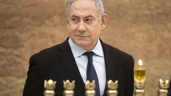 İsrail Başbakanı Binyamin Netenyahu