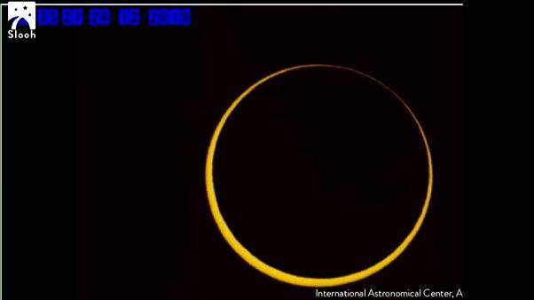 Gyűrűs napfogyatkozás december 26-án