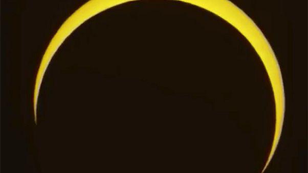 Sonnenfinsternis am 26.12. - am Persischen Golf und in weiten Teilen Asiens