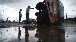 Philippines : le typhon Phanfone laisse derrière lui 16 morts et d'importants dégâts matériels