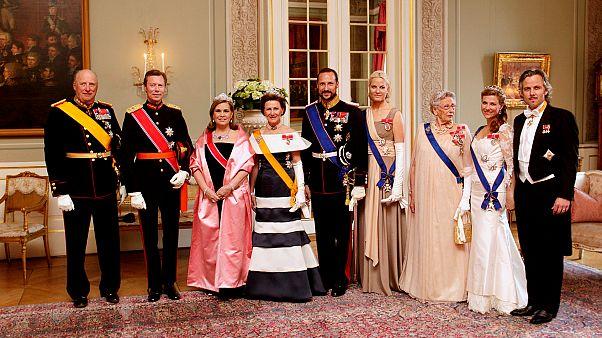Norveç Kraliyet ailesi
