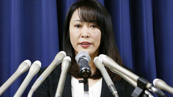 Japonya Adalet Bakanı Masako Mori, Çinli mahkumun infazı sonrası olayı kamuya bir basın toplantısıyla duyurdu.