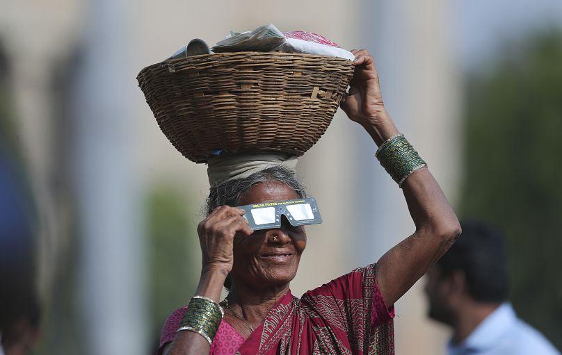 (Foto AP/Mahesh Kumar A.)