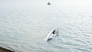 Τουρκία: Επτά νεκροί σε ναυάγιο με μετανάστες στη λίμνη Βαν