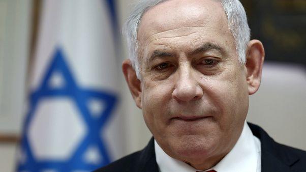 """""""Rocket"""" obriga Netanyahu a encurtar comício"""
