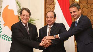 Αιγυπτιακή Προεδρία: «Κοινά συμφέροντα και θέσεις Αιγύπτου, Ελλάδας, Κύπρου στην Αν.Μεσόγειο