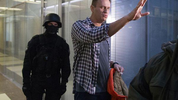 Алексей Навальный отпущен после недолгого задержания - пресс-секретарь ФБК