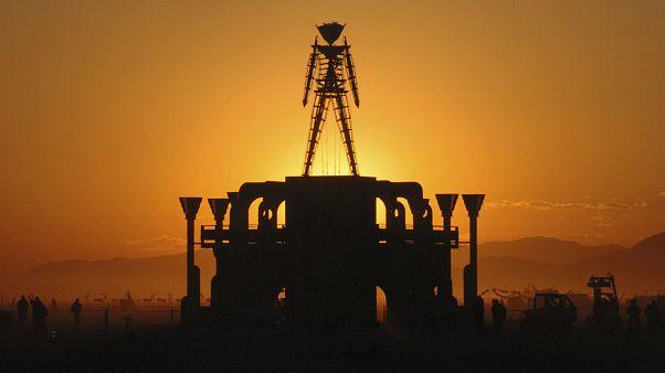Sıra dışı festival Burning Man'dan ABD'ye milyon dolarlık dava