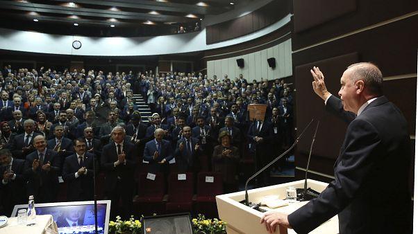 اردوغان: ترکیه آماده ارسال نیروی نظامی به لیبی برای کمک به طرابلس است
