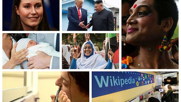 2019'da dünyanın yüzünü güldüren 12 haber