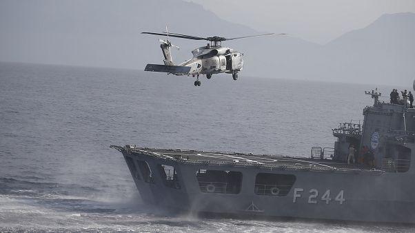 Rusya, Çin ve İran donanmaları, Hint Okyanusu ile Umman Denizi'nde ortak tatbikata hazır