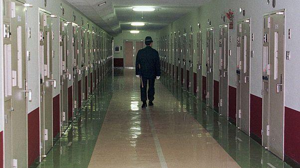 سلولهای زندان در ژاپن