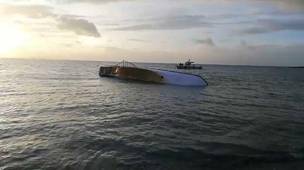 Al menos 7 migrantes muertos en un lago de Turquía