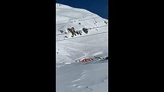 Τρεις ορειβάτες νεκροί σε δύο δυστυχήματα