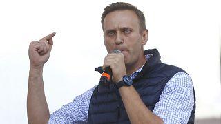 Rus muhalif Navalny'ın Moskova'daki ofisinde polis arama yaptı