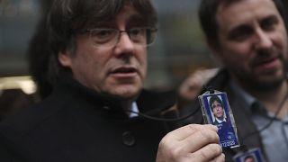 El expresidente catalán, Puigdemont solicita que se anule la euroorden y se aparte al juez Llarena