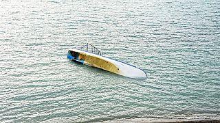 Sete imigrantes mortos em naufrágio de barco na Turquia