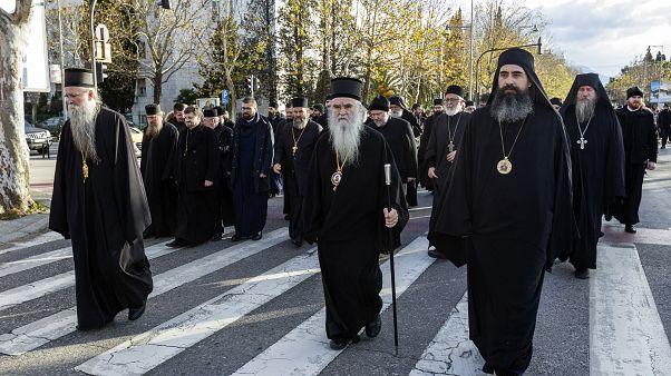 Ανένδοτος των Σέρβων ορθοδόξων