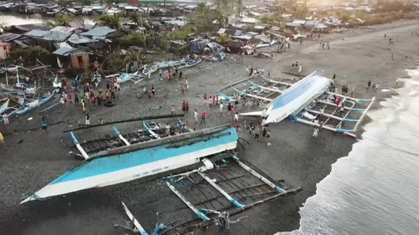 Death toll rises as Philippines recovers from typhoon