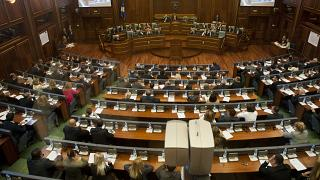 Megalakult a koszovói parlament