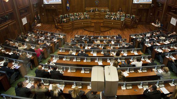 Εξελέγη νέος πρόεδρος στο Κοινοβούλιο του Κοσόβου