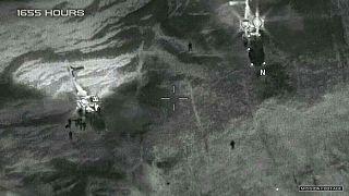 صورة جوية لهجوم سابق في النيجر