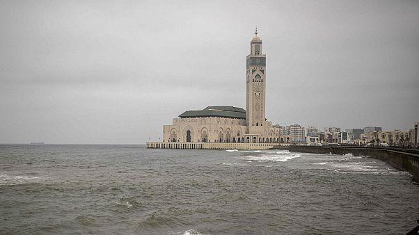 توقيف مغربي بعد انتشار فيديو لاعتدائه على خبيرة التجميل فردوس اليوسفي