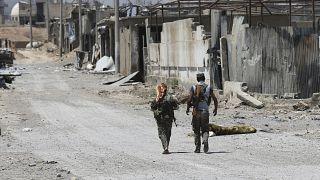 Suriye'nin Rakka ili, 2017
