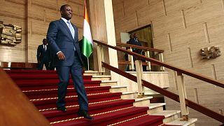 Fildişi Sahili: Eski isyancı yeni başkan adayı lidere darbe girişimi suçlamasıyla yakalama kararı