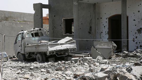 Libya resmen Türkiye'den askeri yardım talebinde bulundu iddiası