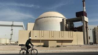 مفاعل بوشهر النووي 26 أكتوبر 2010