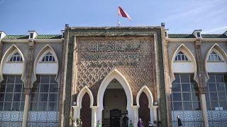 محكمة مغربية في مدينة سلا. 2021/11/25