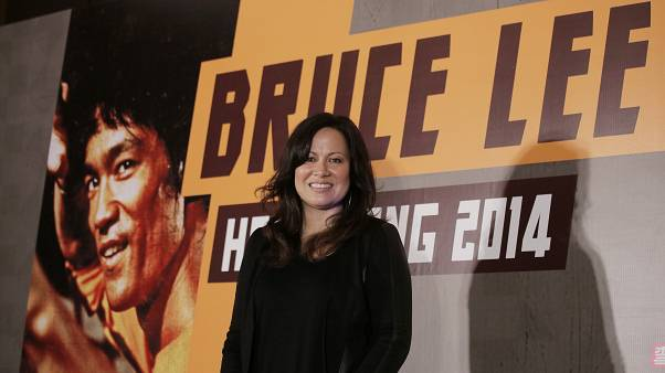 Bruce Lee'nin kızı Shannon Lee