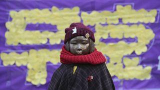 Güney Kore Anayasa Mahkemesi 'rahatlatıcı kadınlar'ın iptal dilekçesini reddetti