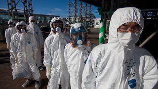 Évtizedekig elhúzódó takarítás Fukusimában