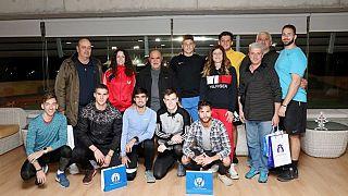 Κύπρος: Εννέα Έλληνες αθλητές προετοιμάζονται για τους Ολυμπιακούς Αγώνες στο ΓΣΠ