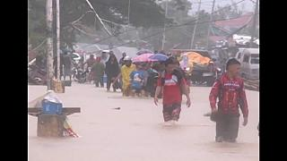 Cyclone meurtrier aux Philippines