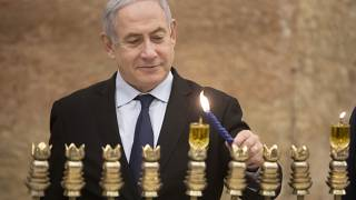 رئيس الوزراء الإسرائيلي بنيامين نتنياهو 22 ديسمبر 2019
