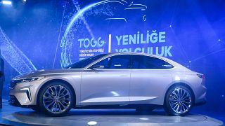 Türkiye'nin yerli otomobili