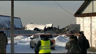 Almaty: Ein Überlebender des Fluges Z2100 berichtet