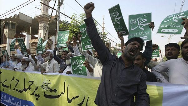 بازرسان حقوق بشر سازمان ملل: پاکستان حکم اعدام متهم به کفرگویی را لغو کند
