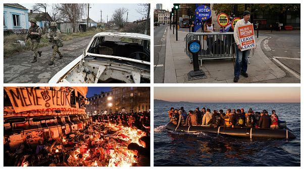 Tíz momentum, ami örökre megváltoztatta Európát a tízes évekből