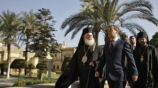 Rus Ortodoks Kilisesi, Fener Patrikhanesi'nin ardından İskenderiye Patrikhanesi ile ilişkileri kesti