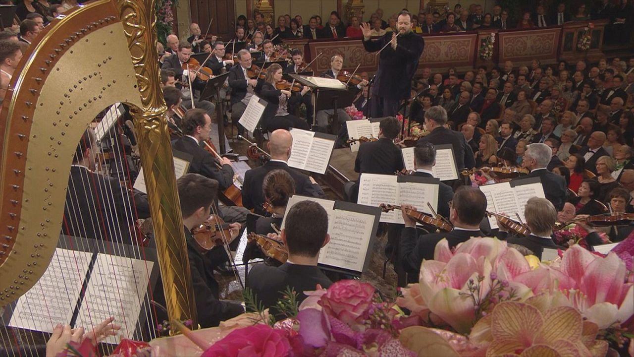 Маэстро Нелсонс и Новогодний концерт в Вене
