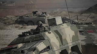 تعرف على قيمة صادرات الأسلحة الألمانية لمصر والجزائر والإمارات والسعودية عام 2019